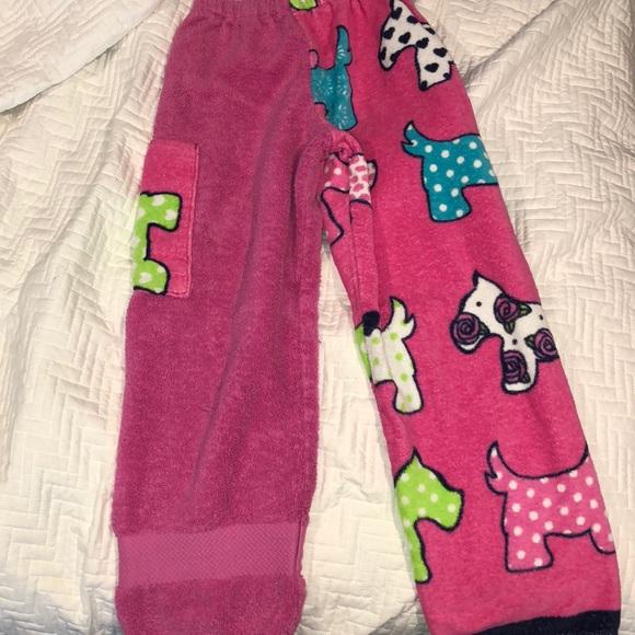 b1a5445d83 Pink Towel Pants. M_5b55defc10fc54c3fa880365